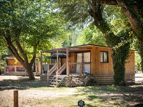 Huttopia Le Moulin
