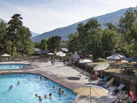 Huttopia Bourg Saint Maurice