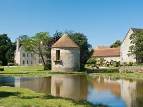 Castel Le Château de Lez Eaux